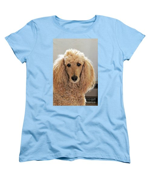Women's T-Shirt (Standard Cut) featuring the photograph Phoebe by Michele Penner