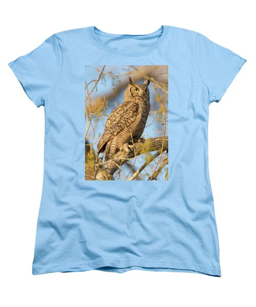 Picturesque Women's T-Shirt (Standard Cut) by Scott Warner