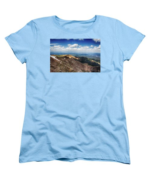 Pikes Peak Women's T-Shirt (Standard Cut)