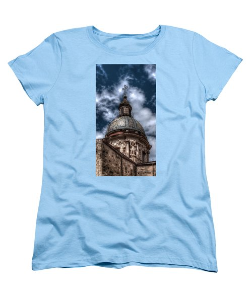 Place Of Worship Women's T-Shirt (Standard Cut) by Patrick Boening