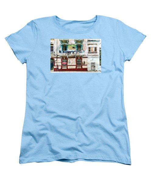 Plano De La Habana Women's T-Shirt (Standard Cut)