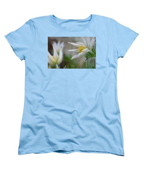 Points Women's T-Shirt (Standard Cut) by Janet Rockburn