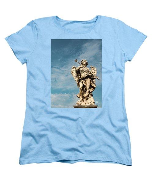 Potaverunt Me Aceto Women's T-Shirt (Standard Cut) by Joseph Yarbrough