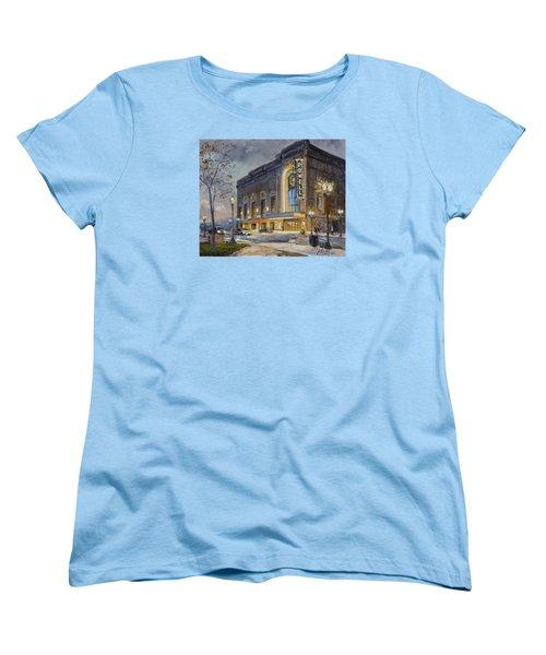 Powell Symphony Hall In Saint Louis Women's T-Shirt (Standard Cut)
