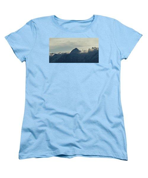 Powerful Women's T-Shirt (Standard Fit)