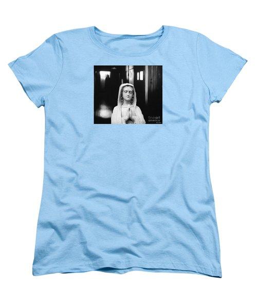 Prayer For Peace Women's T-Shirt (Standard Cut) by Lyric Lucas