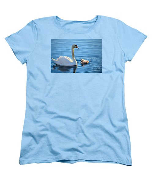 Proud Mother Women's T-Shirt (Standard Cut) by Deb Halloran