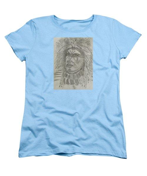 Proud Nation Women's T-Shirt (Standard Cut) by Sharyn Winters