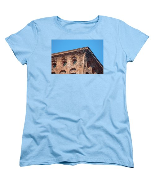 Prudential 0909 Women's T-Shirt (Standard Cut) by Guy Whiteley