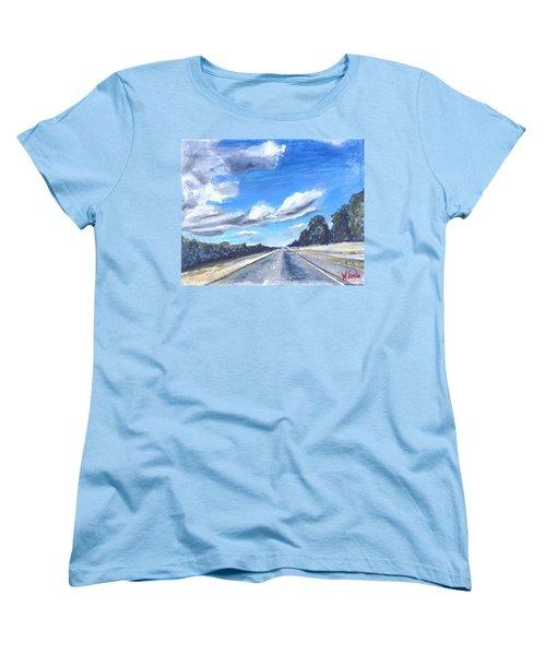 Psalms 119 35 Women's T-Shirt (Standard Cut)