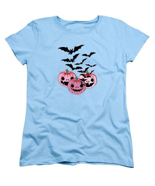 Pumpkin  Women's T-Shirt (Standard Cut)