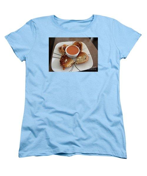 Pure Comfort Women's T-Shirt (Standard Cut) by Anne Rodkin