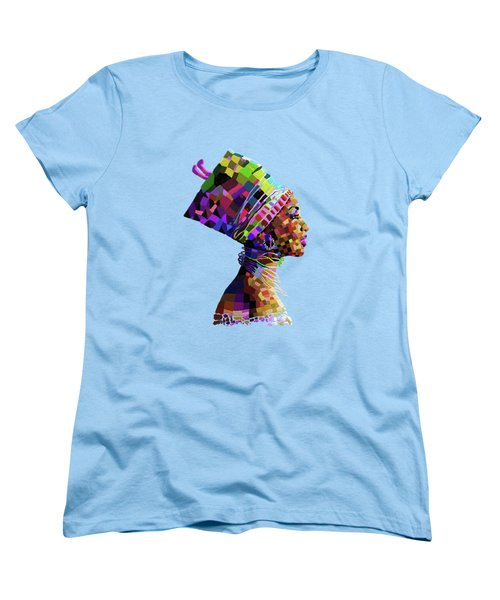 Queen Nefertiti Women's T-Shirt (Standard Fit)