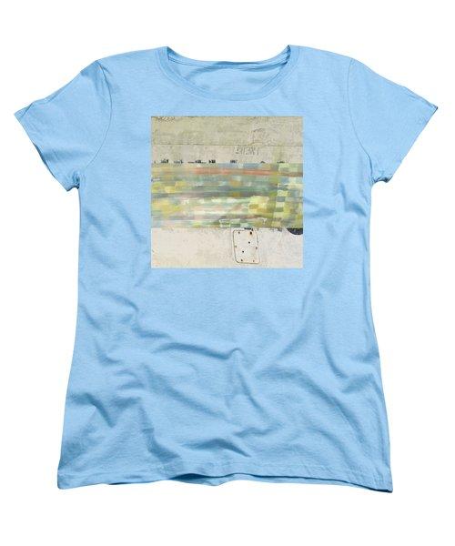 Radio Silence Women's T-Shirt (Standard Cut) by Paul Moss