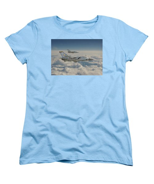 Raf Tornado Women's T-Shirt (Standard Cut) by Pat Speirs