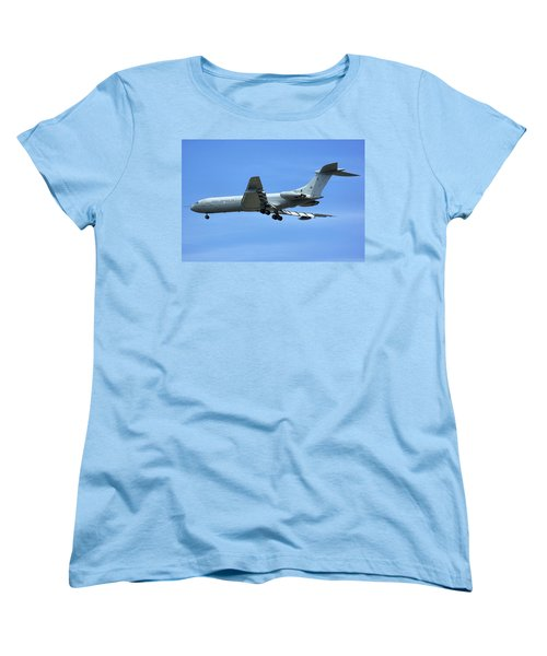 Raf Vickers Vc10 C1k Women's T-Shirt (Standard Cut) by Tim Beach