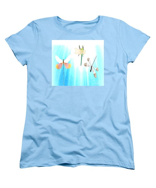 Realization Of Life Women's T-Shirt (Standard Cut) by Belinda Threeths