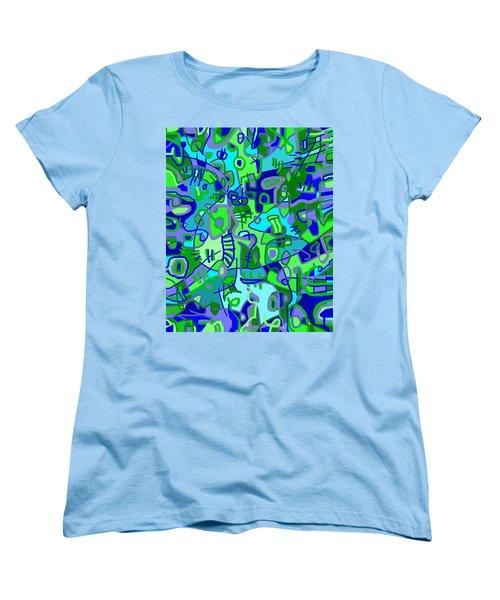 Recess Women's T-Shirt (Standard Cut) by Jeff Gater