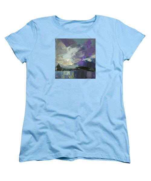 Recollection Women's T-Shirt (Standard Cut) by Anastasija Kraineva