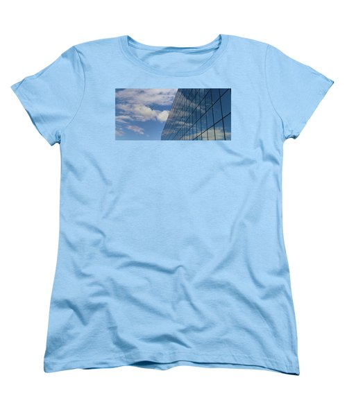 Reflecting On Today Women's T-Shirt (Standard Cut) by Jeremy Tamsen