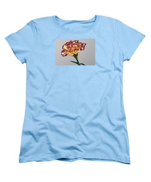 Regal Carnation Women's T-Shirt (Standard Cut) by Terence Davis