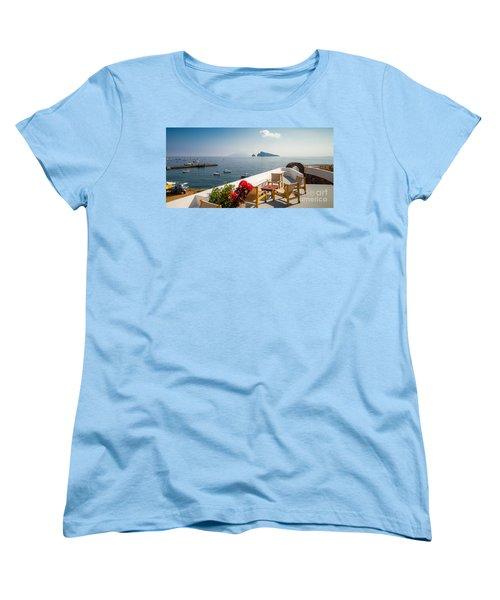 Relax Women's T-Shirt (Standard Cut) by Giuseppe Torre