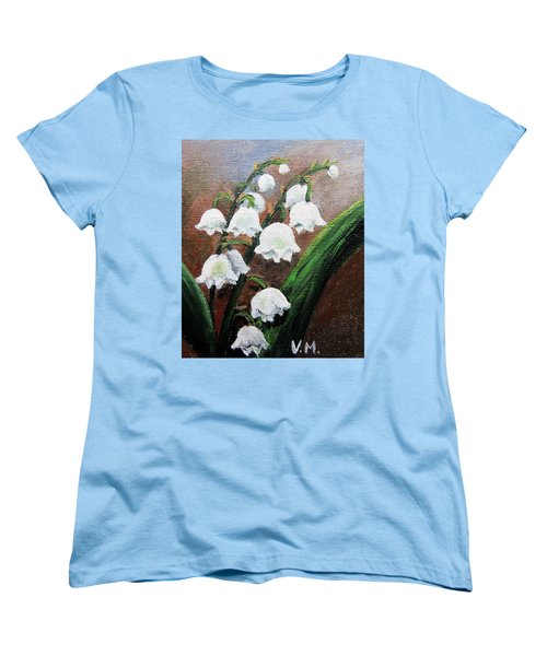 Remember The Scent Women's T-Shirt (Standard Cut) by Vesna Martinjak