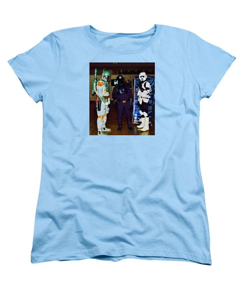 Replay Fx 2015 #6 Women's T-Shirt (Standard Cut) by William Bartholomew