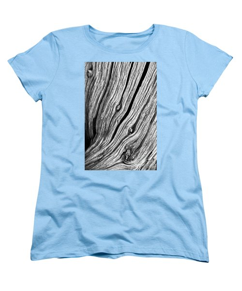 Ridges - Bw Women's T-Shirt (Standard Cut)
