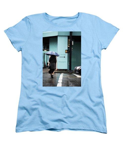 Right  Women's T-Shirt (Standard Cut) by Empty Wall
