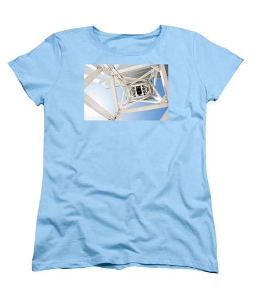 Women's T-Shirt (Standard Cut) featuring the photograph Ringing Of The Chapel Bell by Parker Cunningham
