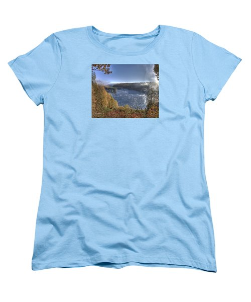 Rise And Shine Women's T-Shirt (Standard Cut) by Mark Allen