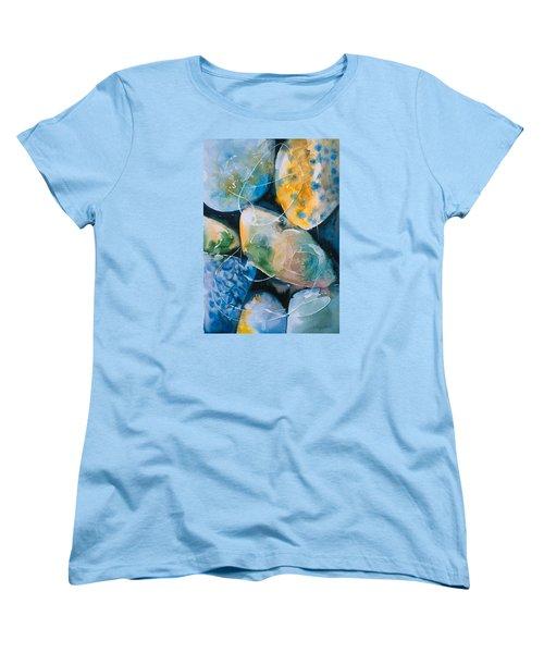 Rock In Water Women's T-Shirt (Standard Cut)