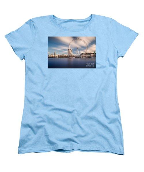 Rolling Women's T-Shirt (Standard Cut) by Giuseppe Torre