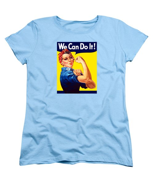 Rosie The Rivetor Women's T-Shirt (Standard Fit)