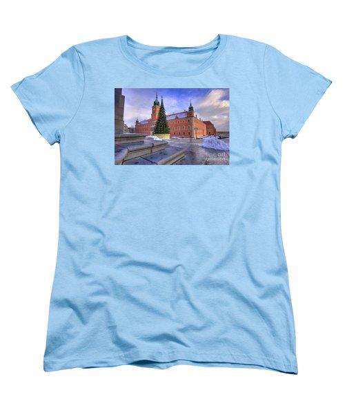 Women's T-Shirt (Standard Cut) featuring the photograph Royal Castle by Juli Scalzi