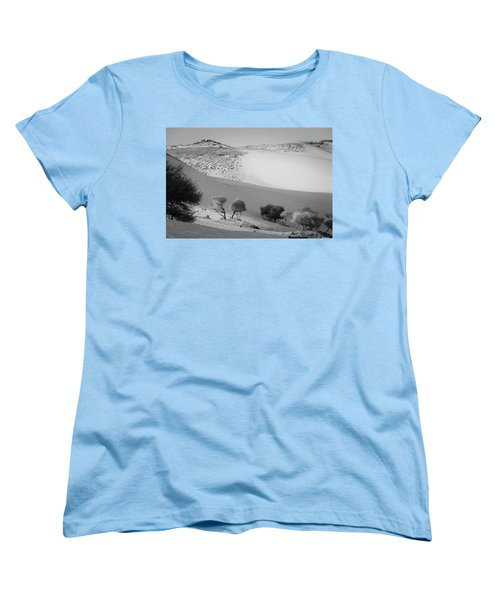 Sahara Women's T-Shirt (Standard Cut) by Silvia Bruno