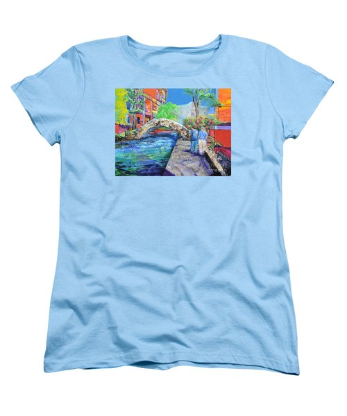 San Antonio Women's T-Shirt (Standard Cut)