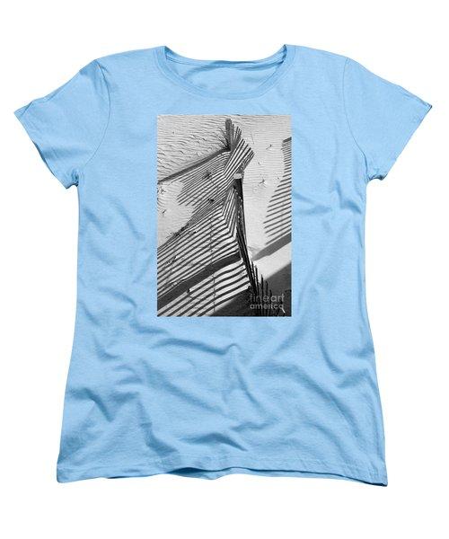 Sand And Sun Women's T-Shirt (Standard Cut) by Robert Meanor
