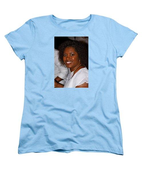 Sanderson - 4529 Women's T-Shirt (Standard Cut) by Joe Finney