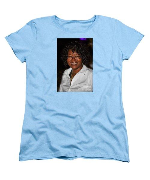 Sanderson - 4530 Women's T-Shirt (Standard Cut) by Joe Finney