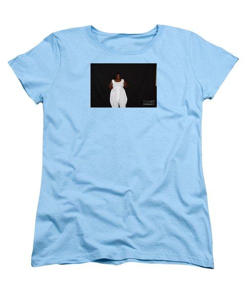 Sanderson - 4568 Women's T-Shirt (Standard Cut) by Joe Finney