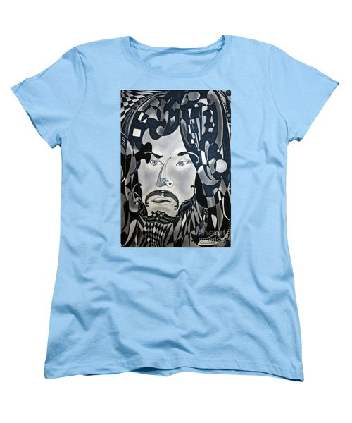 Sansonetti Man Women's T-Shirt (Standard Cut) by Gino Sansonetti