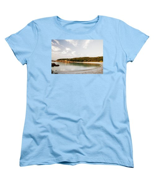Women's T-Shirt (Standard Cut) featuring the photograph Sardinian View by Yuri Santin