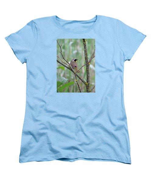 Sassy Women's T-Shirt (Standard Cut) by I'ina Van Lawick