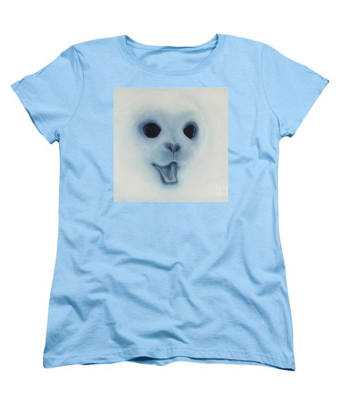 Save The Baby Seals Women's T-Shirt (Standard Cut)