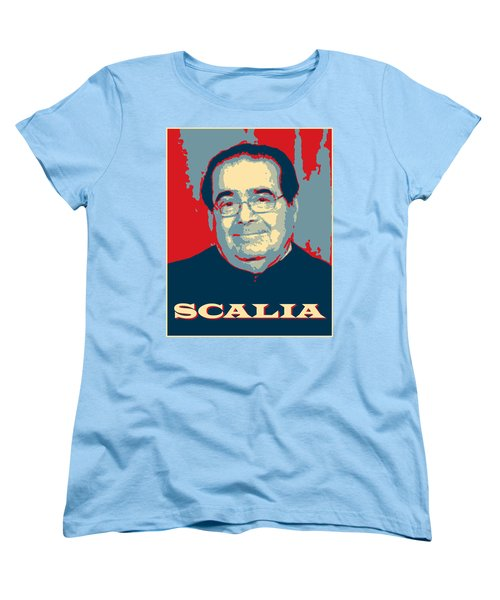 Scalia Women's T-Shirt (Standard Cut) by Richard Reeve