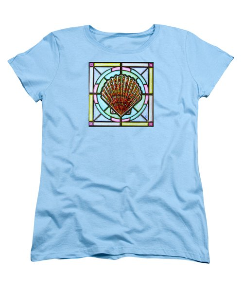 Scallop Shell 1 Women's T-Shirt (Standard Cut) by Jim Harris