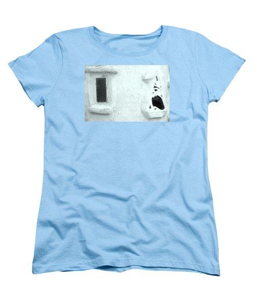 Scream Wall Women's T-Shirt (Standard Cut) by Jez C Self