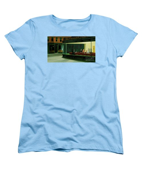 Women's T-Shirt (Standard Cut) featuring the photograph Sdfgsfd by Sdfgsdfg